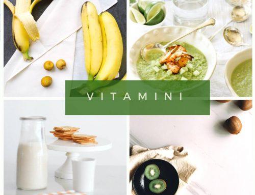 Pomanjkanje vitaminov